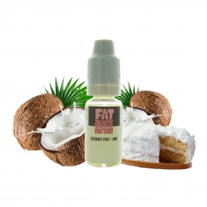 FAT JUICES FACTORY COCONUT PUFF