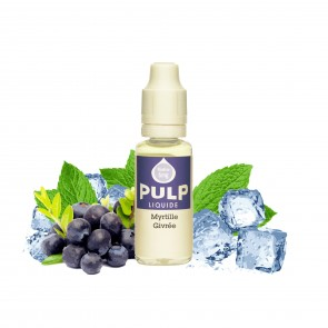 PULP MYRTILLE GIVREE 10ML