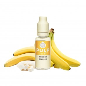 PULP BANANE ECRASEE 10ML