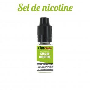 BOOSTER SEL DE NICOTINE CLOPINETTE 50/50 20 MG 10ML