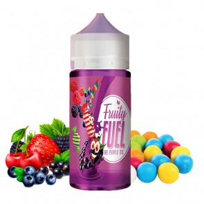 FRUITY FUEL - PURPLE OIL - 100ml