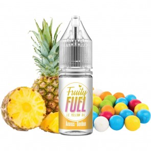 FRUITY FUEL - YELLOW OIL - 10ml