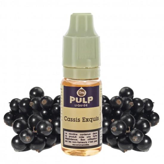 Eliquide Pulp Le Cassis Exquis