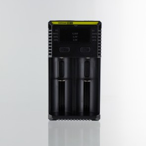 CHARGEUR NEW I2 INTELLICHARGER NITECORE