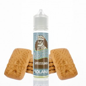 LA FABRIQUE A BISCUITS SPECULOOS 0MG 50ML SOLANA