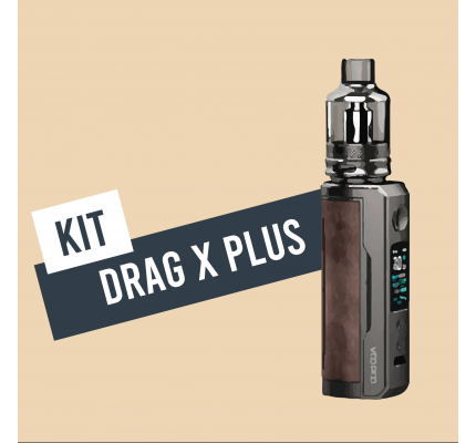 Kit Drag X Plus
